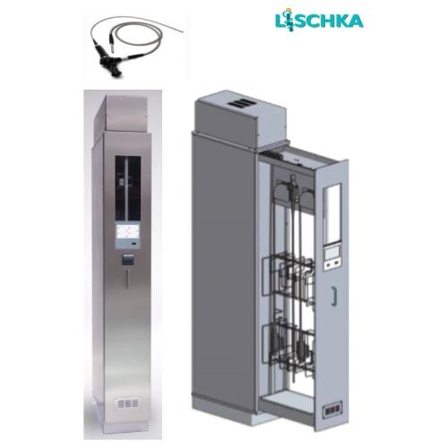 armoire de séchage et de stockage pour endoscope